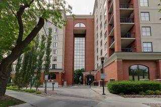 Main Photo: 504 10108 125 Street in Edmonton: Zone 07 Condo for sale : MLS®# E4164160