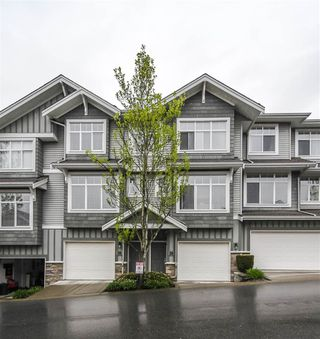 "Photo 1: 38 11282 COTTONWOOD Drive in Maple Ridge: Cottonwood MR Townhouse for sale in ""THE MEADOWS AT VERIGINS RIDGE"" : MLS®# R2392132"