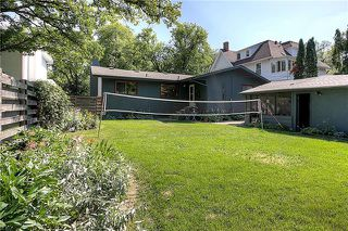 Photo 19: 133 Yale Avenue in Winnipeg: Crescentwood Single Family Detached for sale (1C)  : MLS®# 1922179
