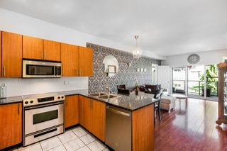 Photo 2: 410 2488 KELLY Avenue in Port Coquitlam: Central Pt Coquitlam Condo for sale : MLS®# R2402074