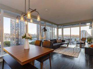 "Photo 3: 1507 1372 SEYMOUR Street in Vancouver: Downtown VW Condo for sale in ""The Mark"" (Vancouver West)  : MLS®# R2402457"