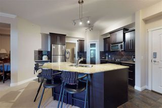 Photo 3: 403 12408 15 Avenue in Edmonton: Zone 55 Condo for sale : MLS®# E4174442
