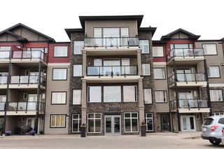 Photo 1: 403 12408 15 Avenue in Edmonton: Zone 55 Condo for sale : MLS®# E4174442