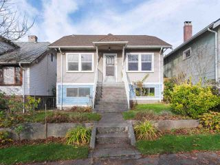 Main Photo: 3439 FRANKLIN Street in Vancouver: Hastings Sunrise House for sale (Vancouver East)  : MLS®# R2420634