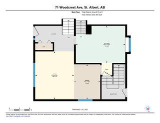 Photo 46: 71 WOODCREST Avenue: St. Albert House for sale : MLS®# E4185751