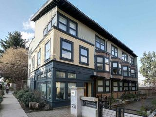 Main Photo: 1775 E 20TH Avenue in Vancouver: Victoria VE Townhouse for sale (Vancouver East)  : MLS®# R2436697