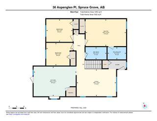 Photo 34: 36 ASPENGLEN Place: Spruce Grove House for sale : MLS®# E4196373
