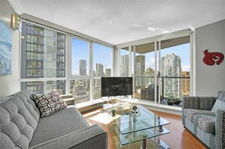 "Main Photo: 2008 1155 SEYMOUR Street in Vancouver: Downtown VW Condo for sale in ""Brava"" (Vancouver West)  : MLS®# R2461148"