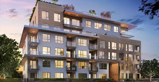 """Photo 1: 603 5389 CAMBIE Street in Vancouver: Cambie Condo for sale in """"HENRY LIVING"""" (Vancouver West)  : MLS®# R2469046"""