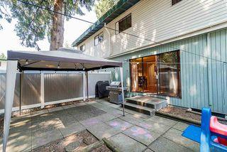 "Photo 22: 11 10892 152 Street in Surrey: Bolivar Heights Townhouse for sale in ""WOODRIDGE"" (North Surrey)  : MLS®# R2481743"