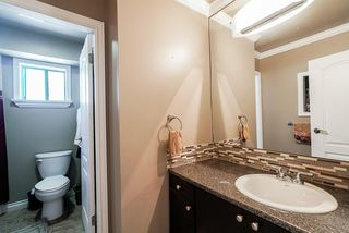"Photo 18: 11 10892 152 Street in Surrey: Bolivar Heights Townhouse for sale in ""WOODRIDGE"" (North Surrey)  : MLS®# R2481743"