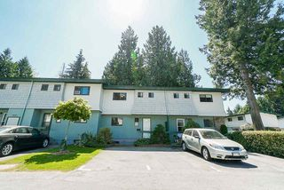 "Photo 1: 11 10892 152 Street in Surrey: Bolivar Heights Townhouse for sale in ""WOODRIDGE"" (North Surrey)  : MLS®# R2481743"