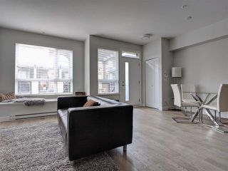 """Photo 3: 8 3201 NOEL Drive in Burnaby: Sullivan Heights Townhouse for sale in """"CAMERON"""" (Burnaby North)  : MLS®# R2501904"""