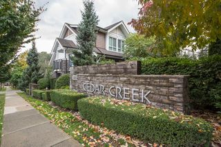 "Photo 3: 136 1460 SOUTHVIEW Street in Coquitlam: Burke Mountain Townhouse for sale in ""Cedar Creek"" : MLS®# R2509043"