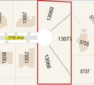 Main Photo: 13066 57B Avenue in Surrey: Panorama Ridge Land for sale : MLS®# R2511344