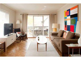 """Photo 2: 311 2211 W 5TH Avenue in Vancouver: Kitsilano Condo for sale in """"WEST POINTE VILLA"""" (Vancouver West)  : MLS®# V878689"""