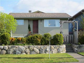Photo 1: 332 E 16TH Street in North Vancouver: Central Lonsdale House for sale : MLS®# V885713