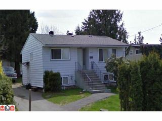 Main Photo: 13646 BENTLEY Road in Surrey: Bolivar Heights House for sale (North Surrey)  : MLS®# F1114145