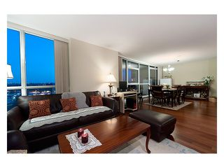 """Photo 3: 2003 2225 HOLDOM Avenue in Burnaby: Central BN Condo for sale in """"LEGACY TOWERS"""" (Burnaby North)  : MLS®# V910266"""