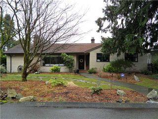 Photo 1: 903 Leovista in North Vancouver: House for sale : MLS®# V931654