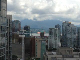 Photo 12: # 3103 1008 CAMBIE ST in Vancouver: Yaletown Condo for sale (Vancouver West)  : MLS®# V1011508