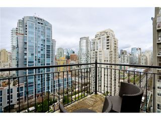 Photo 16: # 1802 1280 RICHARDS ST in Vancouver: Yaletown Condo for sale (Vancouver West)  : MLS®# V1014823