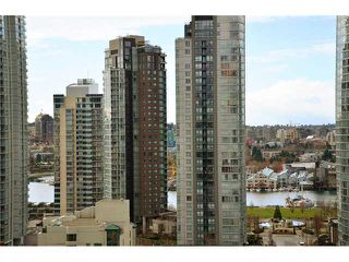 Photo 14: # 1802 1280 RICHARDS ST in Vancouver: Yaletown Condo for sale (Vancouver West)  : MLS®# V1014823