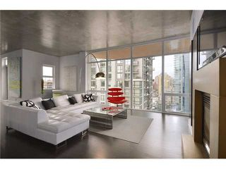 Photo 4: # 1802 1280 RICHARDS ST in Vancouver: Yaletown Condo for sale (Vancouver West)  : MLS®# V1014823
