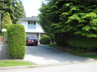 Photo 1: 3058 DRYDEN WY in North Vancouver: Lynn Valley House for sale : MLS®# V1015482