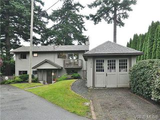 Main Photo: 1826 Leabrook Pl in VICTORIA: SE Gordon Head House for sale (Saanich East)  : MLS®# 652902