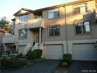 Photo 1: 902 288 Eltham Road in VICTORIA: VR View Royal Townhouse for sale (View Royal)  : MLS®# 329930