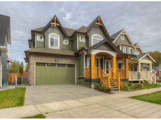 Photo 1: 17383 1ST AV in Surrey: Pacific Douglas House for sale (South Surrey White Rock)  : MLS®# F1324725