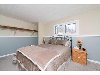 Photo 15: 76 Trowbridge Bay in WINNIPEG: St Vital Residential for sale (South East Winnipeg)  : MLS®# 1405516