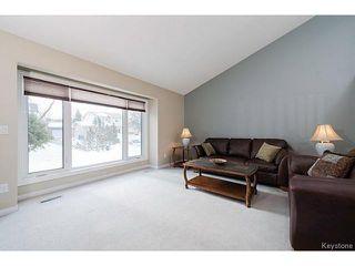 Photo 3: 76 Trowbridge Bay in WINNIPEG: St Vital Residential for sale (South East Winnipeg)  : MLS®# 1405516