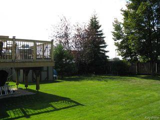 Photo 19: 76 Trowbridge Bay in WINNIPEG: St Vital Residential for sale (South East Winnipeg)  : MLS®# 1405516