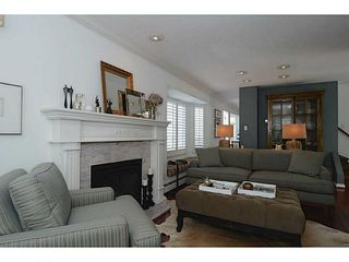 Photo 4: 1289 WOLFE Avenue in Vancouver: Fairview VW Townhouse for sale (Vancouver West)  : MLS®# V1059138