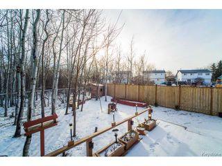 Photo 18: 10 Walter Still Cove in WINNIPEG: Transcona Residential for sale (North East Winnipeg)  : MLS®# 1503305