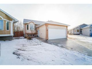Photo 1: 10 Walter Still Cove in WINNIPEG: Transcona Residential for sale (North East Winnipeg)  : MLS®# 1503305