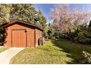 "Photo 20: 1042 HABGOOD Street: White Rock House for sale in ""Eastside"" (South Surrey White Rock)  : MLS®# F1434222"