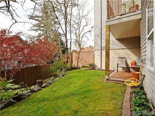 Photo 19: 10 2563 Millstream Road in VICTORIA: La Mill Hill Townhouse for sale (Langford)  : MLS®# 349149