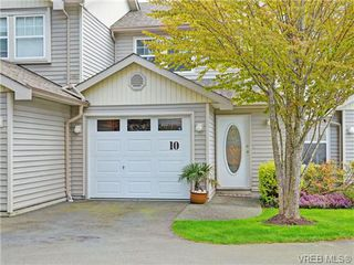 Photo 1: 10 2563 Millstream Road in VICTORIA: La Mill Hill Townhouse for sale (Langford)  : MLS®# 349149