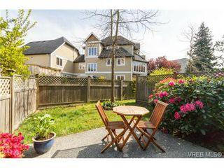 Photo 19: 4 118 Dallas Rd in VICTORIA: Vi James Bay Row/Townhouse for sale (Victoria)  : MLS®# 697761