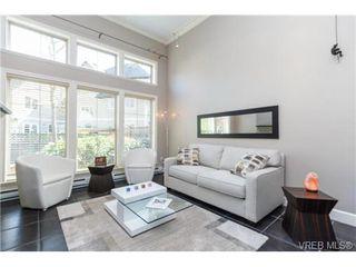 Photo 4: 4 118 Dallas Rd in VICTORIA: Vi James Bay Row/Townhouse for sale (Victoria)  : MLS®# 697761