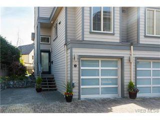 Photo 1: 4 118 Dallas Rd in VICTORIA: Vi James Bay Row/Townhouse for sale (Victoria)  : MLS®# 697761