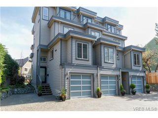 Photo 20: 4 118 Dallas Rd in VICTORIA: Vi James Bay Row/Townhouse for sale (Victoria)  : MLS®# 697761