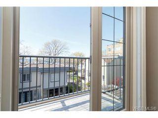 Photo 13: 4 118 Dallas Rd in VICTORIA: Vi James Bay Row/Townhouse for sale (Victoria)  : MLS®# 697761