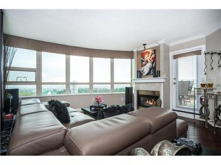 """Photo 5: 2403 1199 EASTWOOD Street in Coquitlam: North Coquitlam Condo for sale in """"SELKIRK"""" : MLS®# V1116868"""