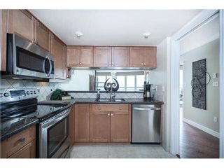 "Photo 10: 2403 1199 EASTWOOD Street in Coquitlam: North Coquitlam Condo for sale in ""SELKIRK"" : MLS®# V1116868"