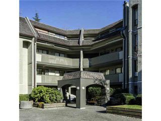 """Photo 1: 108 1210 PACIFIC Street in Coquitlam: North Coquitlam Condo for sale in """"GLENVIEW MANOR"""" : MLS®# V1129114"""