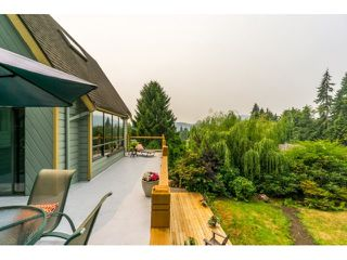 Photo 4: 5 MCNAIR BAY Road in Port Moody: Barber Street House for sale : MLS®# V1133212